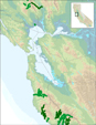 Stream Habitat Reach Summary - San Francisco Bay, Central Coast